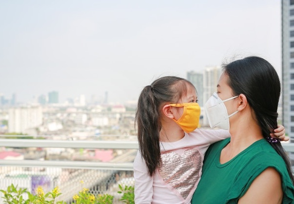 Protecting Your Child Against The Haze